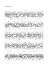 Relato «El converso» del poeta Juan López-Carrillo
