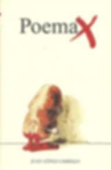 «Poemax (El Bing Bang)», libro de poemas, prosa y poesía visual del poeta Juan López-Carrillo