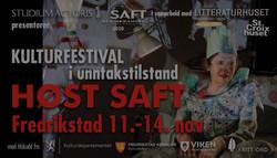Høst SAFT 2020 - festival i untakstilstand
