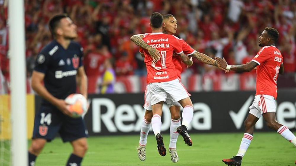 Foto(créditos: Divulgação / S.C Internacional)