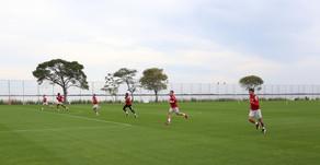 Quatro atletas do Inter testam positivo para Covid-19 após 4ª bateria de exames