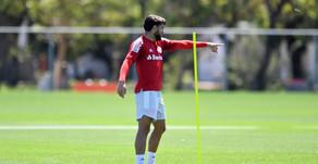 Yuri Alberto é liberado da seleção para enfrentar a Católica