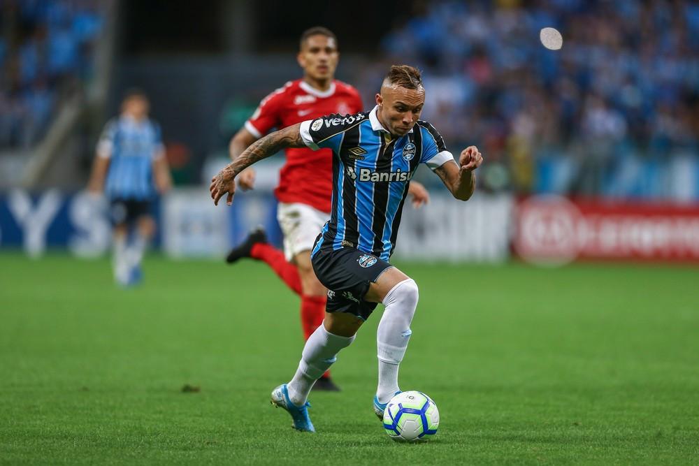 Foto (créditos: Lucas Uebel/Grêmio)