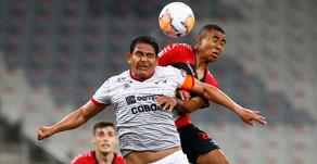 Athletico empata com Jorge Wilstermann e se classifica na Liberta