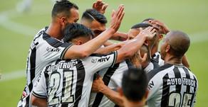 Atlético-MG vence o Tombense e conquista a 45ª taça do Mineiro