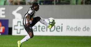 Chará, do Atlético-MG, entra na mira do Inter para 2020