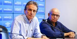 Sem poder fazer treinos coletivos em Porto Alegre, Grêmio treinará em SC