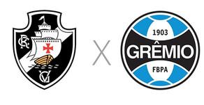 Para se aproximar do G4, Grêmio visita o Vasco nesta quarta