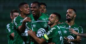 Chape vence o Brusque e coloca uma mão na Taça do Catarinense