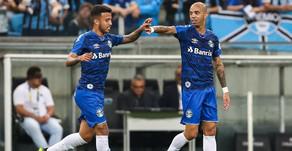 Matheus Henrique e Tardelli desfalcam o Grêmio contra o São Paulo