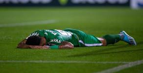 Chape é derrotada em casa pelo Botafogo e é rebaixada pela 1º vez