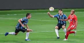 Grêmio empata com América no último lance e confirma liderança do grupo