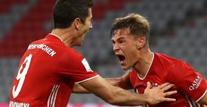 Bayern bate o Borussia e é campeão da Supercopa da Alemanha