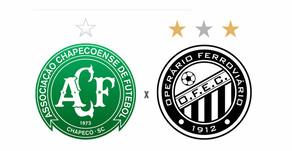 Chape defende a liderança da Série B contra o Operário-PR nesta sexta