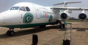 Indenização de vítimas do voo da Chape é estabelecida em R$ 4,8 Bilhões