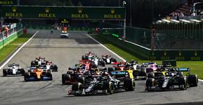Hamilton vence GP da Bélgica e fica a duas vitórias de recorde de Schumacher