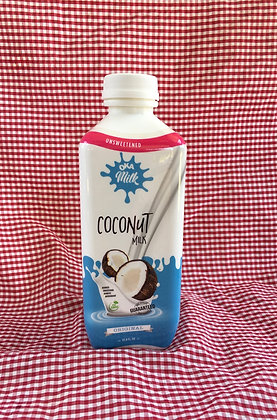 Unsweetened Coconut Milk 33.8oz
