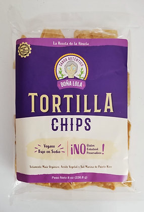 Doña Lola  Tortilla Chips 8 0z