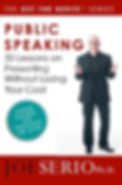 Public Speaking book