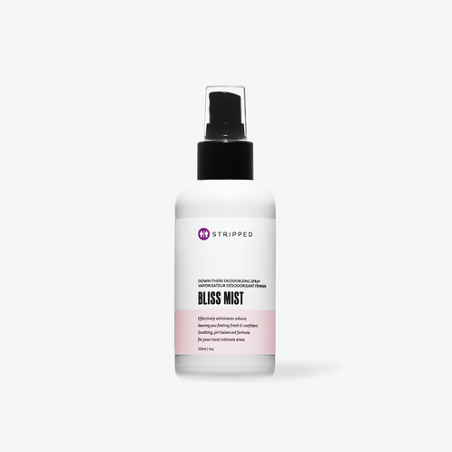 BLISS MIST  |  Down-There Deodorizing Spray