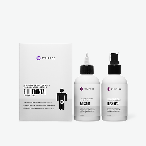FULL FRONTAL |  Mens Down-There Hygiene Kit