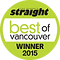 Best Waxing in Vancouver Winner 2015
