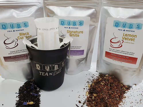 Hot Tea Gift Set (cup not included)