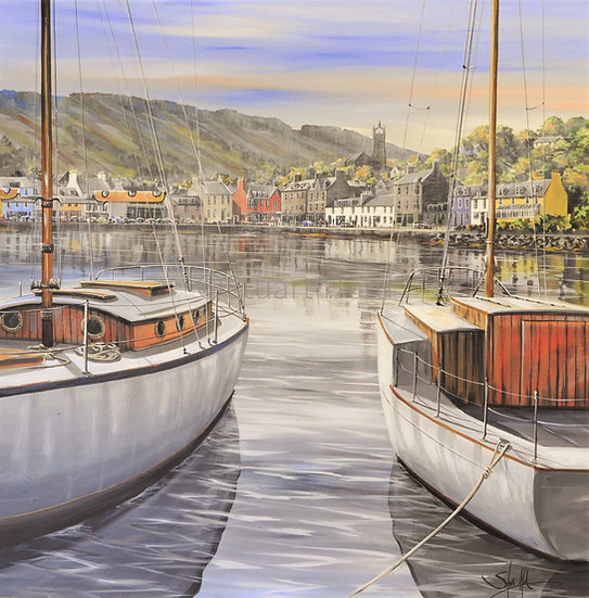 Marina Yachts to Tarbert