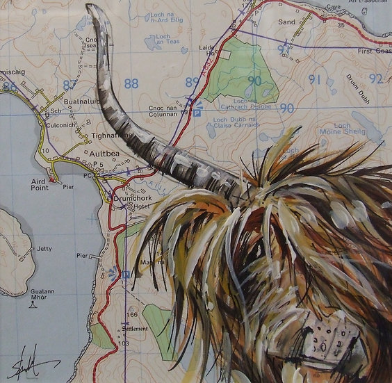 Wee Map Coo Aultbea