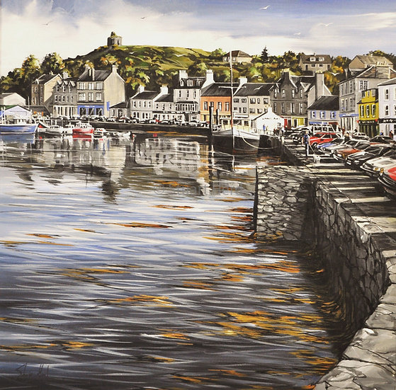 Tarbert from The Corner