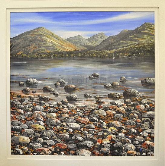 Tides Out - Across Loch Fyne