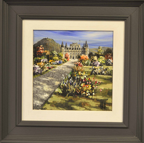 Inveraray Castle Blooms Study