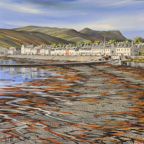 From The Shore - Ullapool