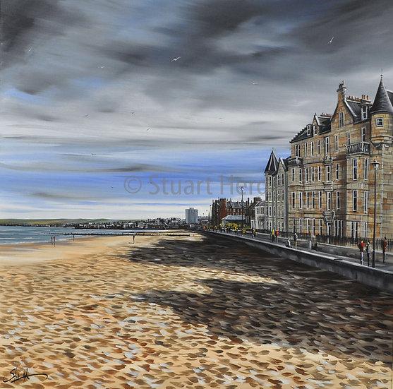 ' Beach Shadows - Portobello '