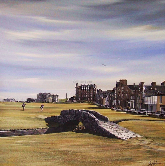 Final Hole - St Andrews