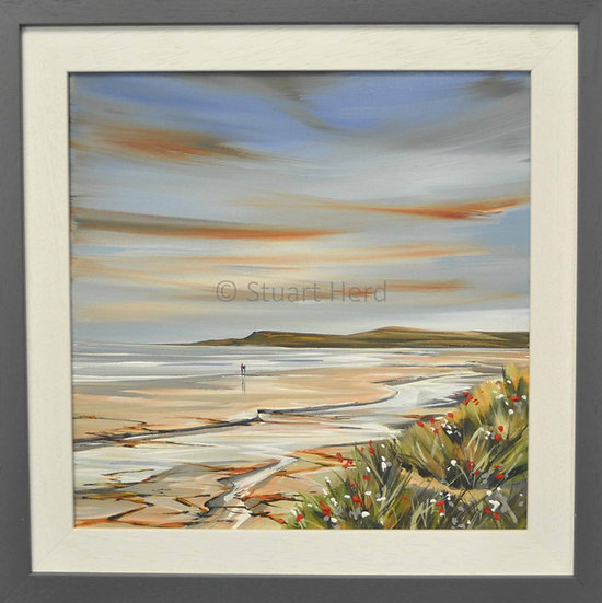 Sunset Beach Walk - Islay