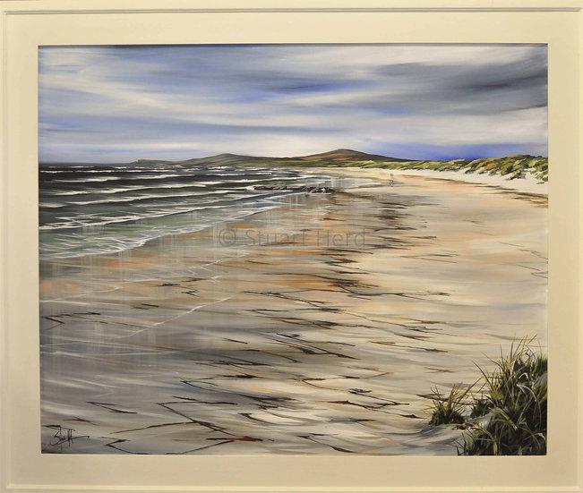 'Alone - Machir Bay' Islay