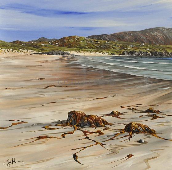 Low Tide Rocks Oldshoremore Beach