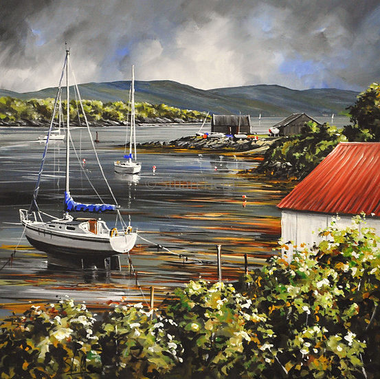 Boatyard Moorings