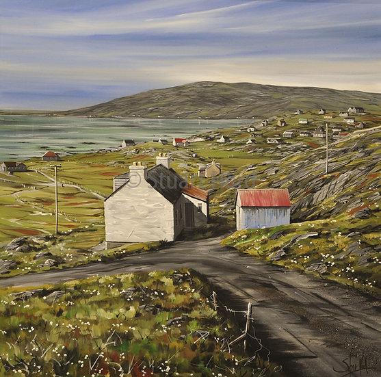 ' Into Eriskay…..'