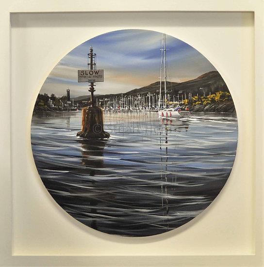 Harbour Gateway - Tarbert Porthole