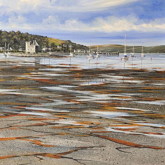 Low Tide - Lochranza, Arran