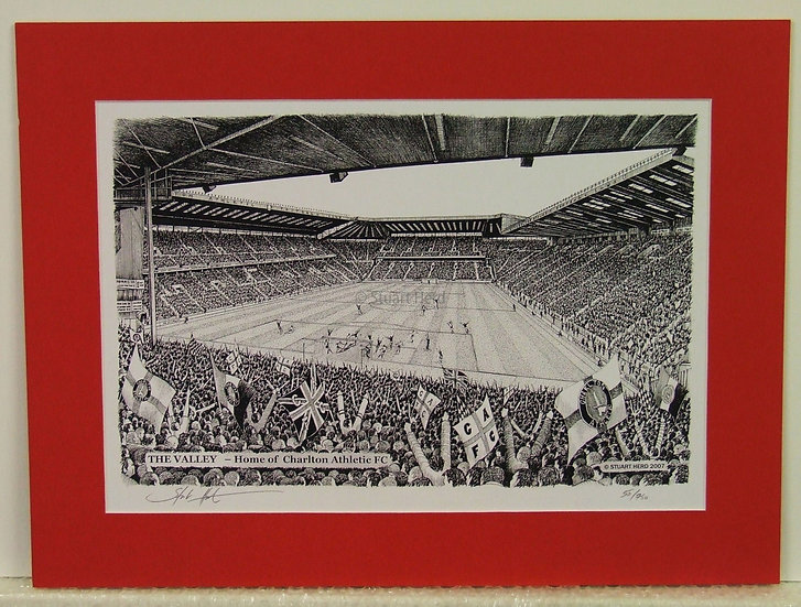 Charlton Athletic FC - The Valley