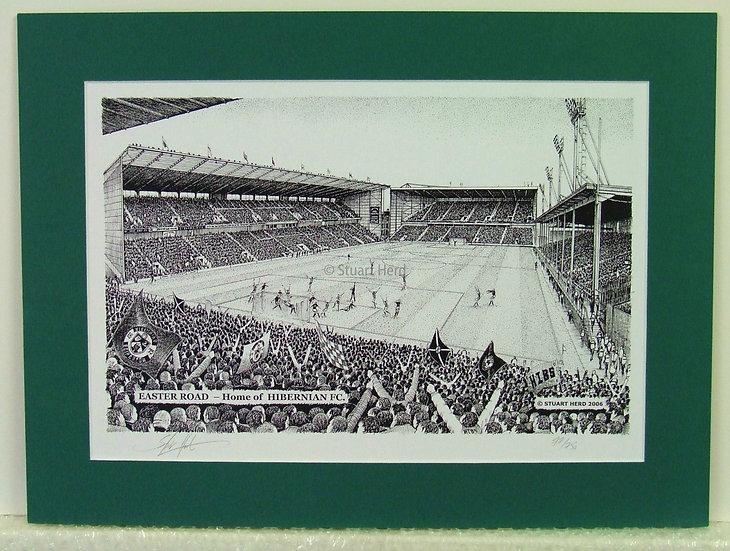 Hibernian FC - Easter Road