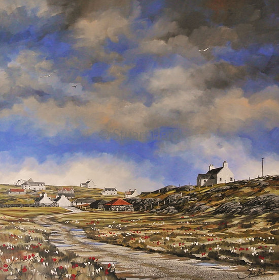 Eriskay Cottages