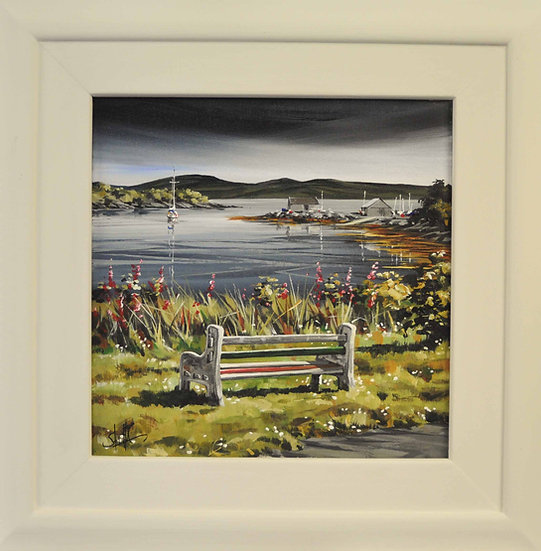 We Sat There Once - Pier Rd. Tarbert