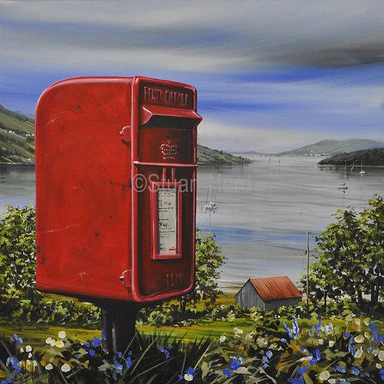 Lochbroom Mail Box