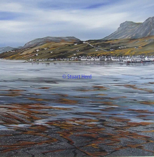 Across the Loch - Ullapool