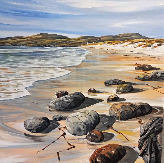 Huishnish Beach Rocks