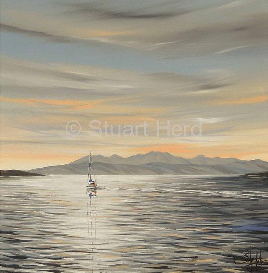 Morning Sailaway - Loch Fyne To Arran